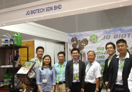 JQ Biotech participated in PIPOC 2013